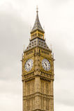 The Big Ben, Houses of Parliament, London Royalty Free Stock Images
