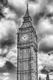 The Big Ben, Houses of Parliament, London Royalty Free Stock Photo