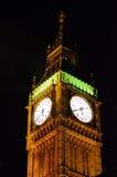 Big Ben and Houses of Parliament, London, UK Stock Photos