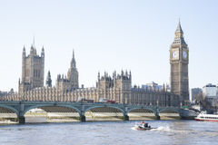 Big Ben and the Houses of Parliament, London Stock Photos