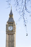 Big Ben and the Houses of Parliament, Westminster, London Royalty Free Stock Image