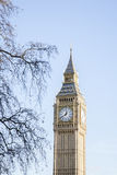 Big Ben and the Houses of Parliament; Westminster; London Royalty Free Stock Photography
