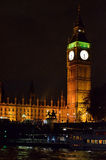 Big Ben i domy parlament, Londyn, UK Obrazy Stock