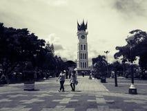 Big Ben Indonesia. Colonialism of Bukittinggi, West Sumatra Stock Images