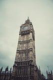 Big Ben, Inghilterra Fotografia Stock