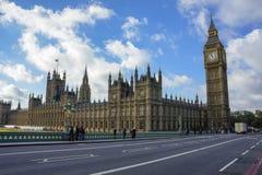 Big ben. Lanmark of London, UK Stock Photos