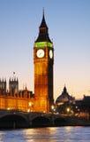 Big Ben in Londen Royalty-vrije Stock Afbeelding