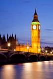 Big Ben Londion Royalty Free Stock Image
