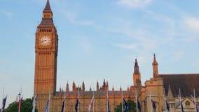 Big Ben London 2016 Lizenzfreie Stockfotos