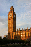 Big Ben in London Lizenzfreie Stockfotos