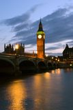 Big Ben of London Royalty Free Stock Photo