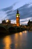 Big Ben of London Royalty Free Stock Photo