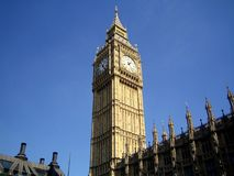 Big Ben, London Lizenzfreie Stockbilder