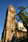 Big Ben, London. The Big Ben tower in London, England Stock Photography