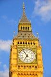 Big Ben, London. The famous Big Ben in London, England Stock Photos