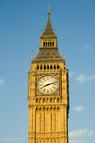 Big Ben, London. The tall clock tower at the Houses of Parliament in Westminster, London, known as Big Ben Stock Images