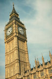 Big Ben in London Lizenzfreies Stockbild