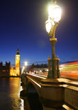 Big Ben in London Stock Photography
