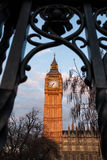 Big Ben in London Stockfotografie
