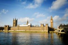 Big Ben London Lizenzfreies Stockfoto