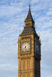 Big Ben in London Lizenzfreie Stockfotografie