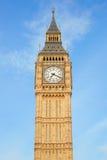Big ben in London, blue sky Stock Photo