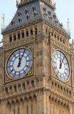 Big Ben, London. Big Ben clock tower in London Royalty Free Stock Photography