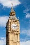 Big Ben in London. Big Ben Clock Tower, London, UK Stock Image