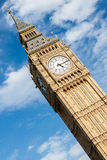 Big Ben in London. Big Ben Clock Tower, London, UK Royalty Free Stock Image