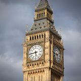 Big Ben, London Royalty Free Stock Images