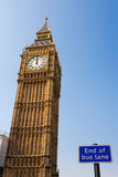 Big Ben. London. England Lizenzfreie Stockbilder