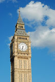 Big Ben london england Royalty Free Stock Photography