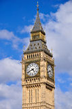 Big Ben in London, England Stockbilder