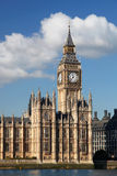 Big Ben in London, England Royalty Free Stock Image