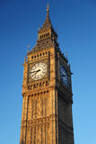 Big Ben in London, England. Big Ben in London with famous clock, England Royalty Free Stock Image