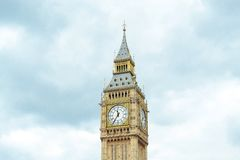 Big Ben, London, England Royalty Free Stock Photos