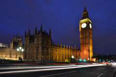 Big Ben, London, England Royalty Free Stock Photo