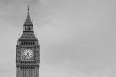 Big Ben London England Royalty Free Stock Image
