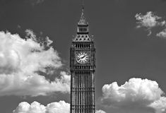 Big Ben in London Stock Image