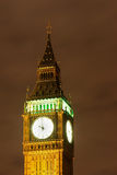 Big Ben, London - Night scene Royalty Free Stock Image