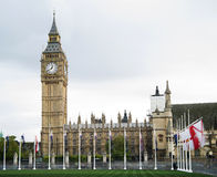 Big Ben London Royalty Free Stock Photo