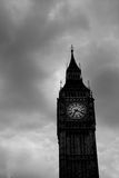 Big Ben. In London on the River Thames stock images