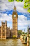 Big Ben in London Royalty Free Stock Photos