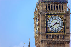 Big Ben - London Royalty Free Stock Photo
