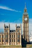 The Big Ben, London, UK. Royalty Free Stock Photos