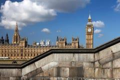 Big Ben in London, UK Stock Photo
