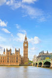Big Ben, London, UK Royalty Free Stock Photography