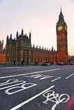 The Big Ben, london, UK Royalty Free Stock Photography