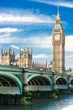 The Big Ben, london, UK. Stock Photography