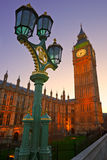The Big Ben, London, UK. Stock Image